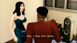 The Sims 4 May I Have  This  Dance