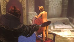 Link's Punishment