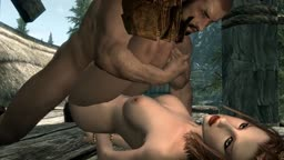 Tales of the Skyrim rapist: Episode 3
