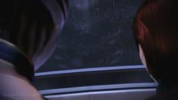 FemShep Bangs Liara POV - Mass Effect Extended Romance Scene