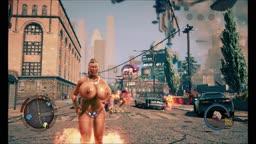 Saints Row IV - Lisa; Fire!!!!!