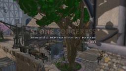 Stone sorceress ∞