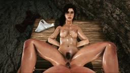 Lara creampie