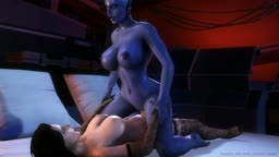 Liara & Liz lets get it on