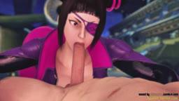 Juri Blowjob (Sound)