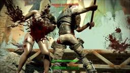 Fallout 4 Nude Mod - Leila Ninja