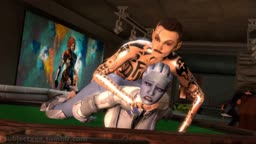 Jack's Midnight Escapade (3/3) MASS EFFECT