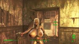 Fallout 4 Nude Mod - Leila: Short Duel