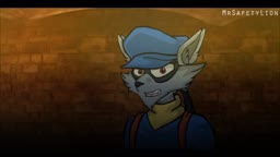 Sly Cooper finally fucks Carmelita Fox!