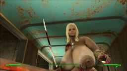 Fallout 4 Nude Mod - Kill Bill Vol. 7