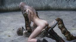 Getting horny while exploring dungeons