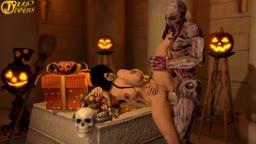 halloween animacion