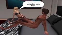 Hot Couples in Heat Scene 13