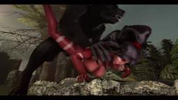 Nidalee's Beastly Encounter