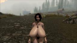 Skyrim Nude Mod - Yuriana