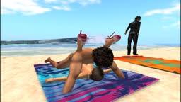 Wendy at Beach