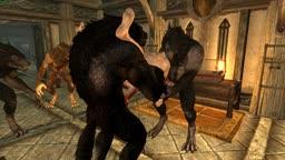 Werewolf One Spitroast