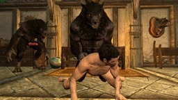 Werewolf Doggiestyle 2