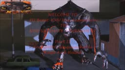 3D Beast-HMV Mix Animation - THE NEW ULTIMATE TOURNAMENT Part (2) Archgetto's Unquenchable Rage And Hated - Patreon Proj