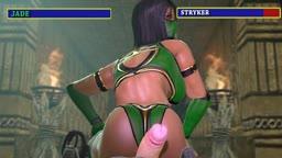 Jade wins!