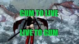 Lettuce Succubus Cum to live live to cum part 01