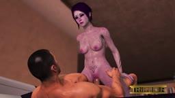 Tali Romance(Mass Effect)