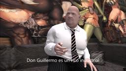 Cris y Don Guillermo