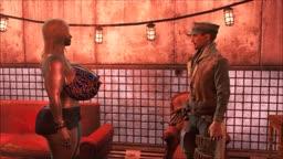 Fallout 4 Nude Mod - Leila: The Mercenary Kille