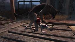 Fallout 4 Marie Rose and Canigou #3