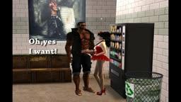subway rape