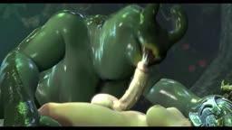 Futa Big Slug Lovin….