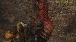 Mortal Kombat X Orgy angle2