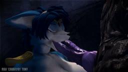 Krystal : Blue Scaly dream