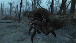 Fallout 4 Mirelurk