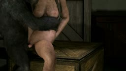 Lara's Simian Suffering