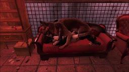 Fallout 4 Dog Club 06