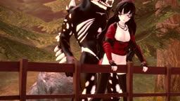 RWBY - Raven and Beowolf