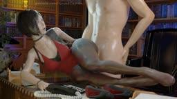 Resident Evil Ada Wong Survival sex