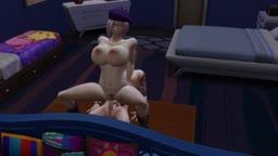 i love my sim