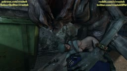 Jill Valentine encounters monster angle2