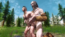 Skyrim: The Sexperiments of Rene the Warior II