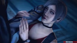 Ada Wong Handjob Mr.X SFM Monster (26RegionSFM)