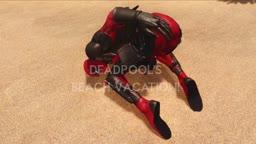 Deadpools Beach Vacation
