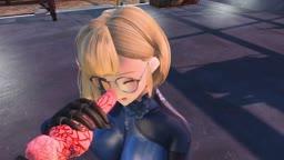 Alice And Piston In Machinima 01