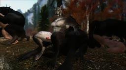 Drunken Werewolf Orgy part 2