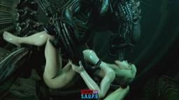 Samus and Alien Unknown Planet 9 (Trailer 2)
