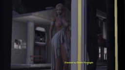 Training Hannah (Orgasmic Second Life, SL Sex)