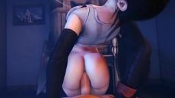 Tifa's Keeping you Awake - Final Fantasy