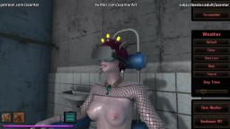 Girl in sex temple (gameplay)