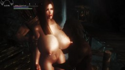 skyrim rape by bandit